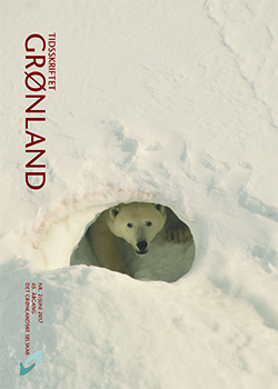 Omslag Grønland nr. 2 2011