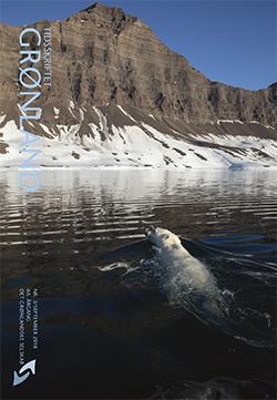 Tidsskriftet Grønland nr. 3, 2018