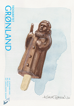 Tidsskriftet Grønland, nr. 3, 2020