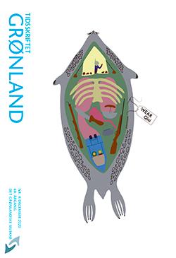 Tidsskriftet Grønland nr. 4, december 2020